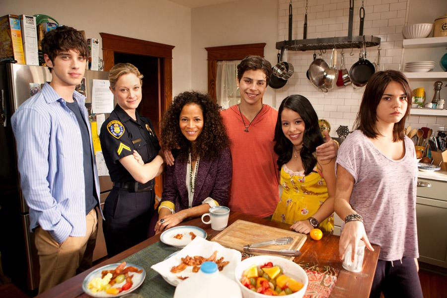Cast of The Fosters