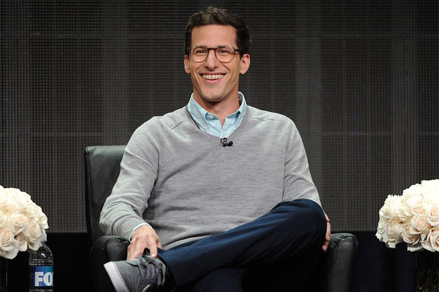 67th Primetime Emmy Awards host Andy Samberg