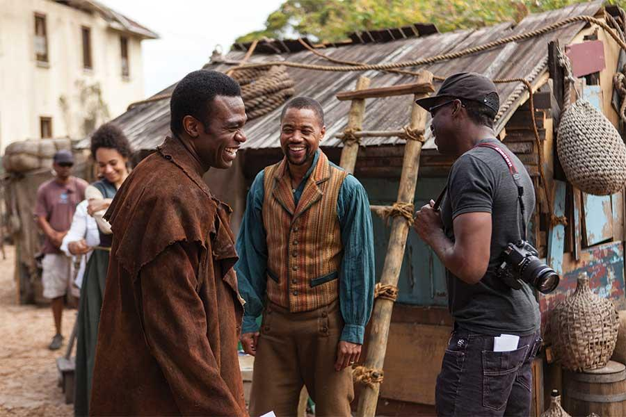 the book of negroes the