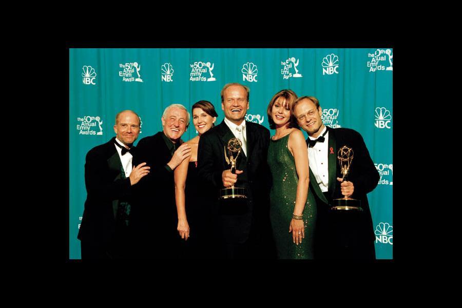 Classic Emmys - Cast of Fraiser