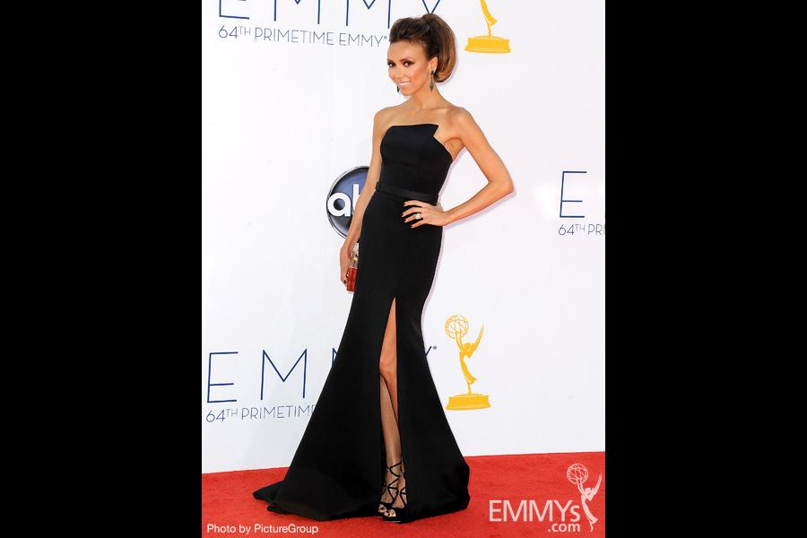 Primetime Emmys 2012: Red Carpet