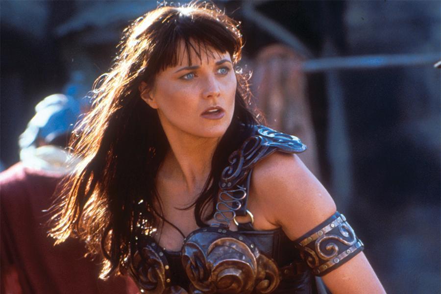 Xena lucy princess lawless warrior