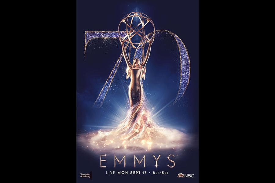 70th Emmy Awards poster art