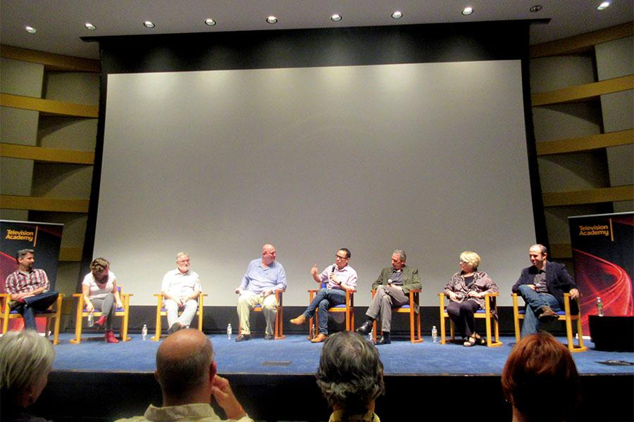 The 2015 Prime Cuts panel