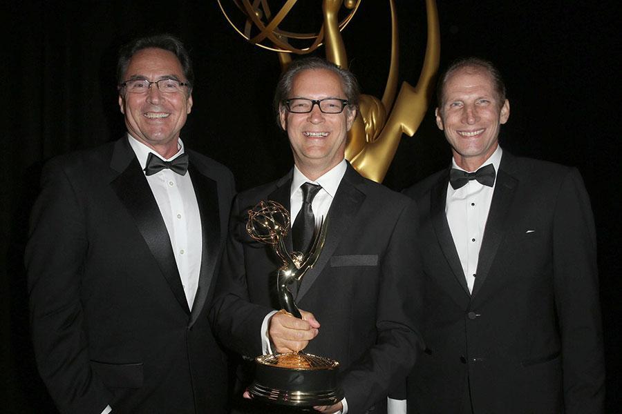 David Plakos, Eric Becker, Brian Latille