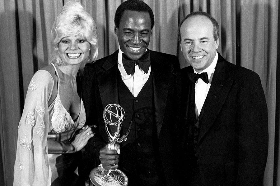 Robert Guillaume, Loni Anderson, Tim Conway