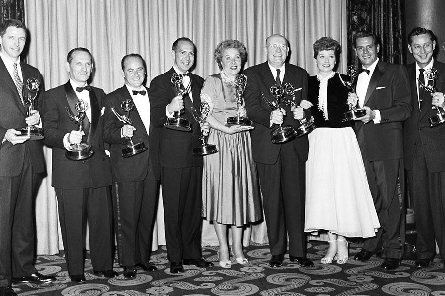 Emmy Winners 1954