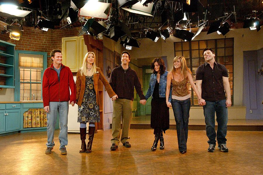 The Friends finale