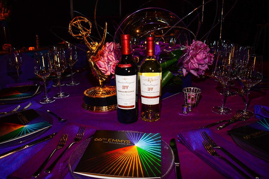 Beaulieu Vineyards is a sponsor of the 2014 Primetime Emmy Awards.