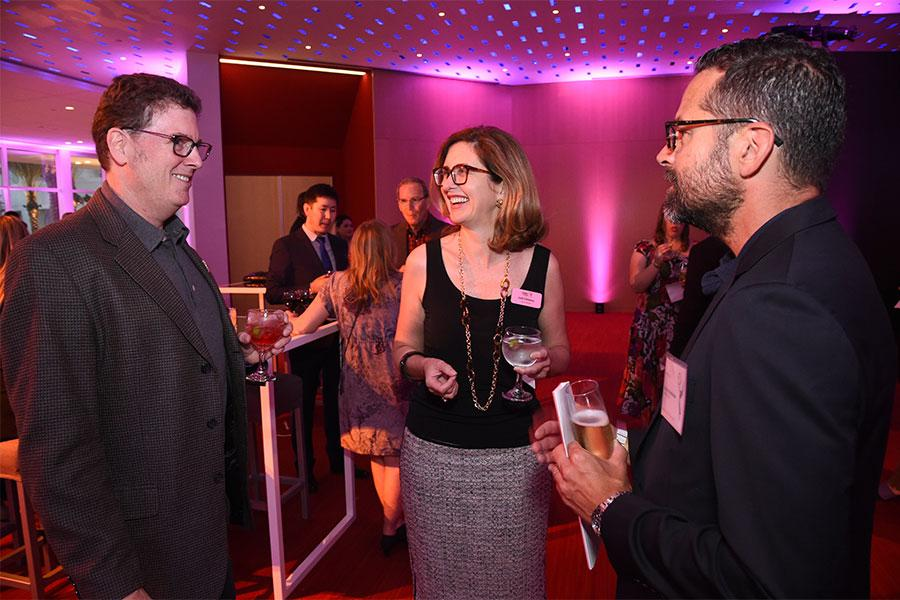 2017 Documentary and Reality Programming Nominee Reception