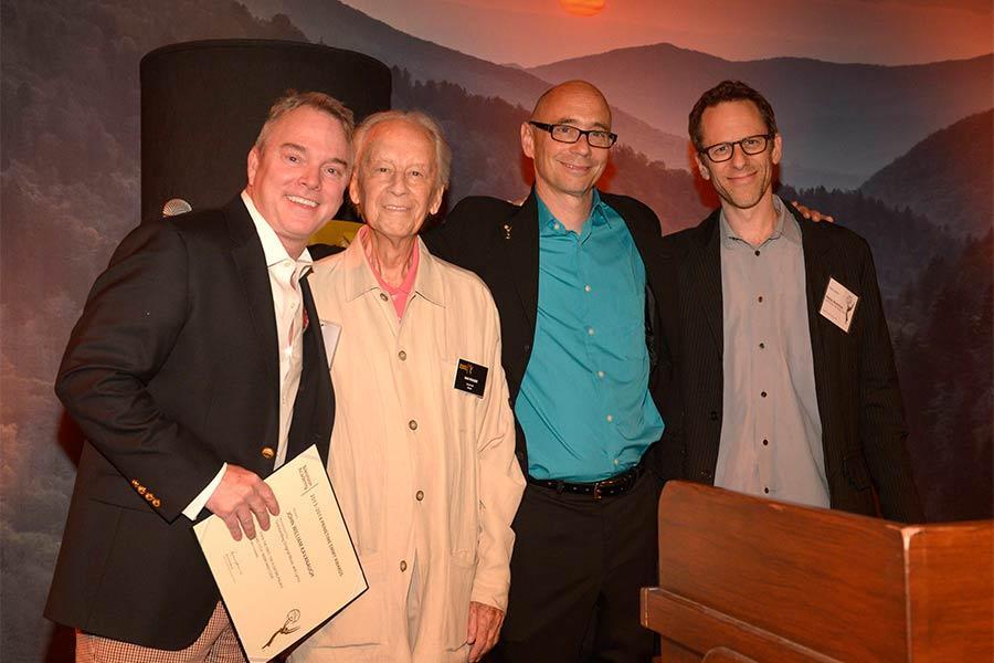 John William Cavanaugh, Ian Fraser, Michael Levine and Craig Gerber