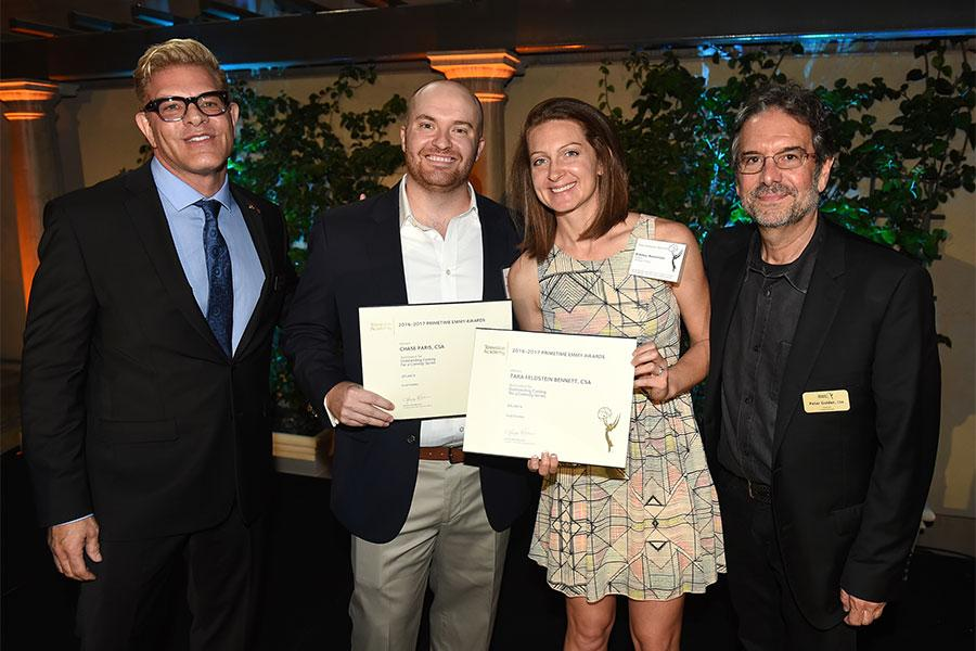 2017 Casting Directors Nominee Reception