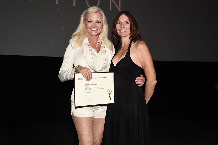 2017 Stunts Nominee Reception