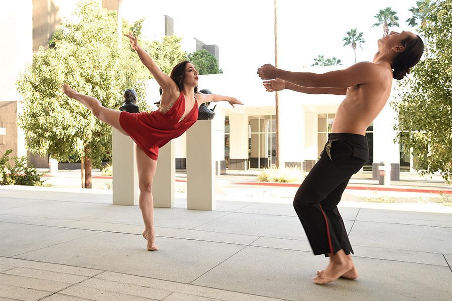 2017 Choreography Nominee Reception