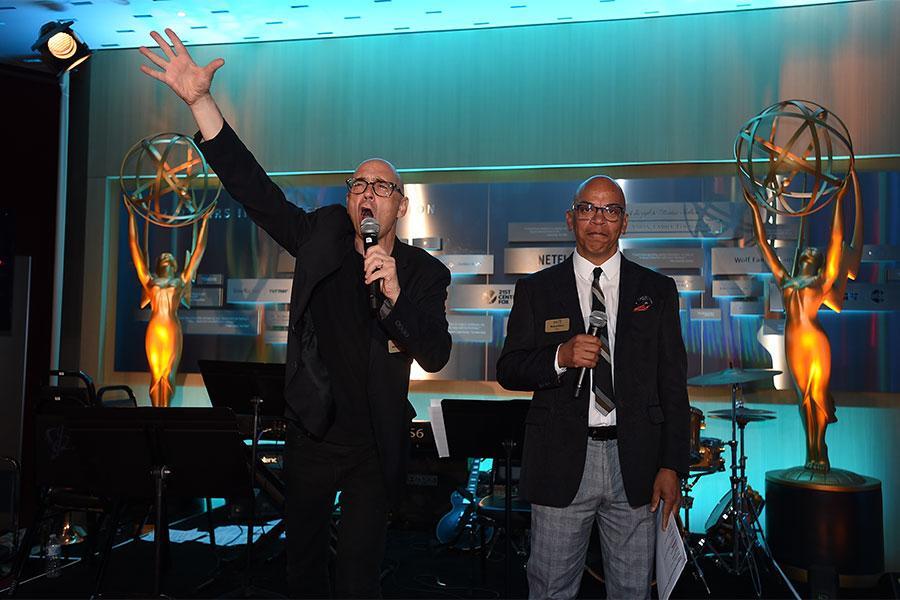 2017 Music Nominee Reception