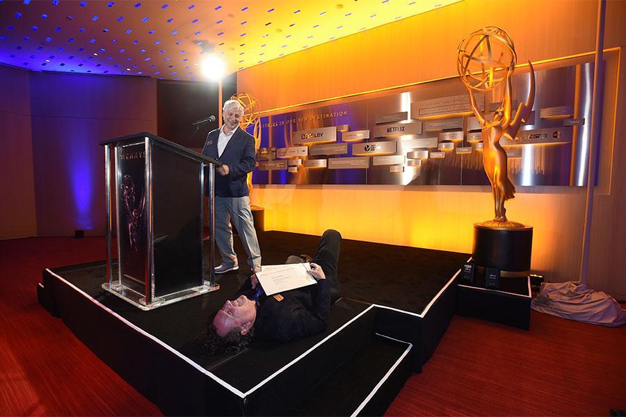 2017 Picture Editors Nominee Reception