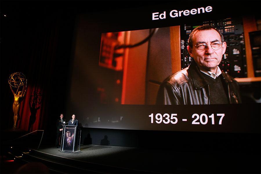 ed greene cas television academy