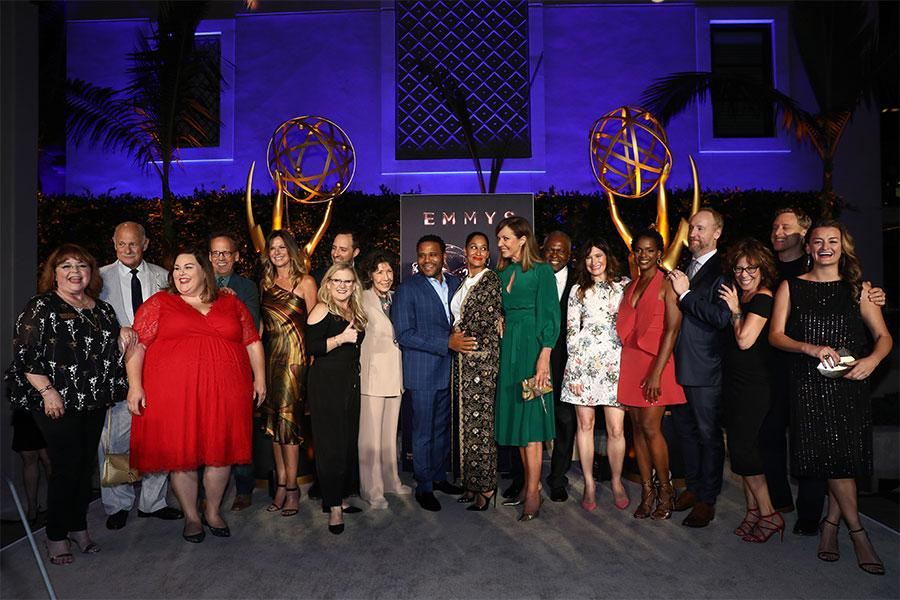 Television Academy performers celebration