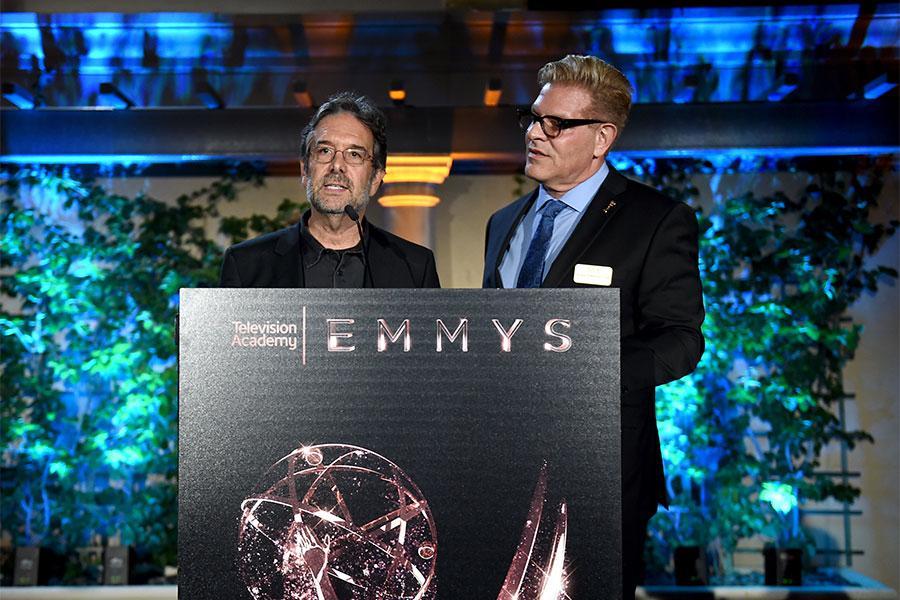 Howard Meltzer, CSA | Television Academy