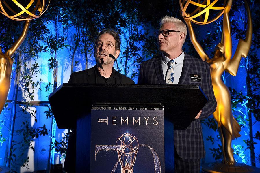 Howard Meltzer, CSA   Television Academy