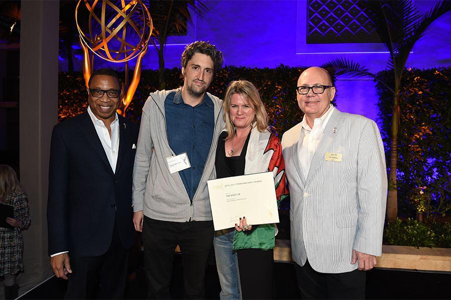 2017 Producers Nominee Reception