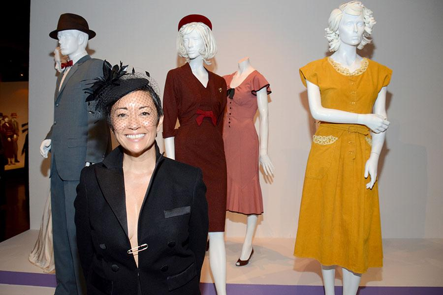 Ane Crabtree, costume designer for Masters of Sex.