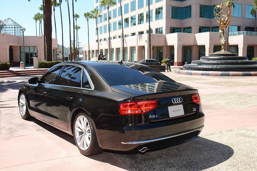 Primetime Emmy Awards sponsor Audi at the 66th Primetime Emmy Awards Governors Ball press preview.