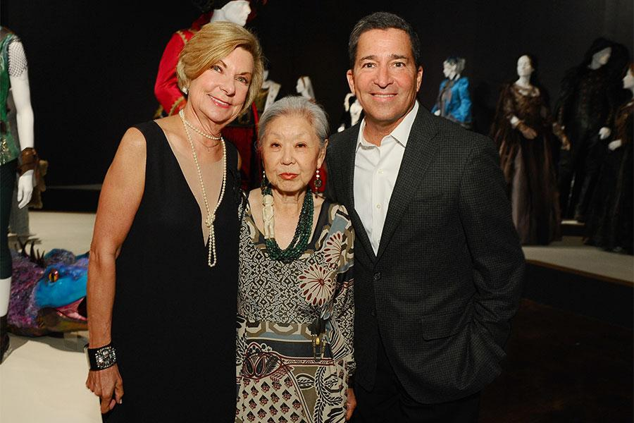 Fidm Museum Director Barbara Bundy At The 9th Annual Outstanding Art Of Television Costume Design Exhibition At The Fidm Museum Galleries Saturday July 18 2015 In Los Angeles Television Academy