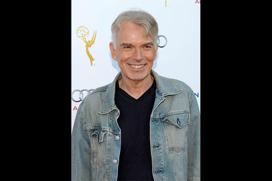Billy Bob Thornton arrives at the Performers Peer Group nominee reception in West Hollywood.