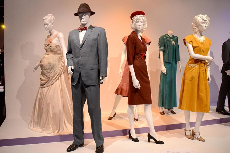 Costumes from Masters of Sex.