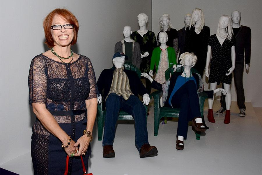 Costume designer Diane Crooke (Parenthood).