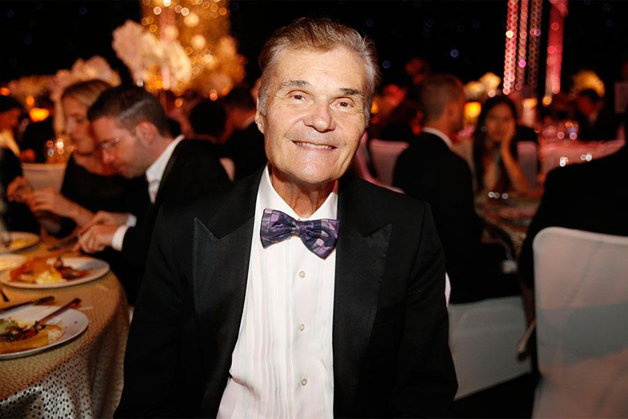 Fred Willard at the 2015 Creative Arts Ball.