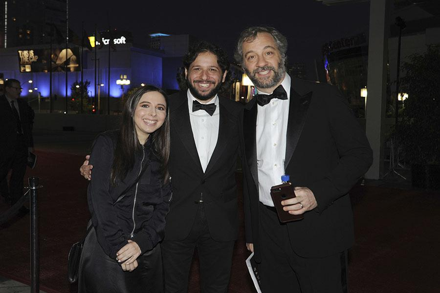 Judd Apatow at the 2017 Creative Arts Ball.