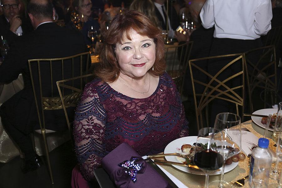 Patrika Darbo at the 2017 Creative Arts Ball.