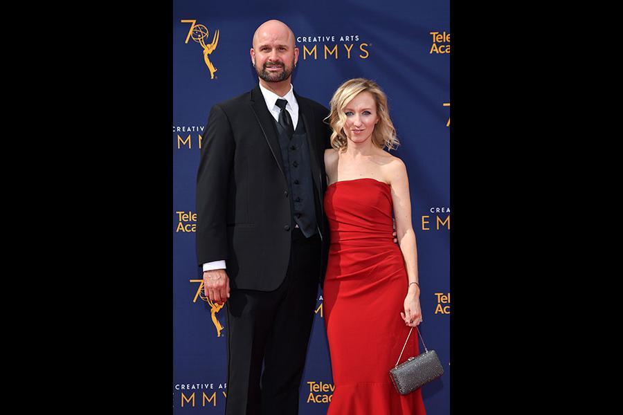 Richard Redlefsen and Anna Redlefsen