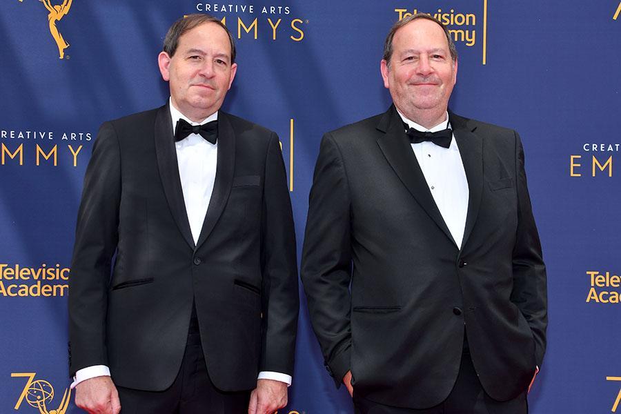 Dan Braun and Josh Braun