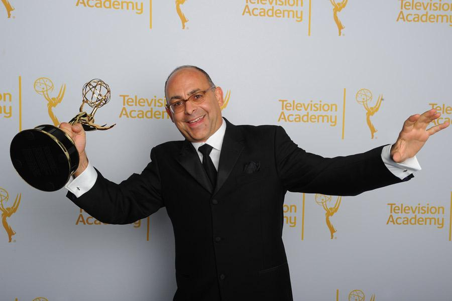 Big Bang Theory Editor Peter Chakos Emmy Award