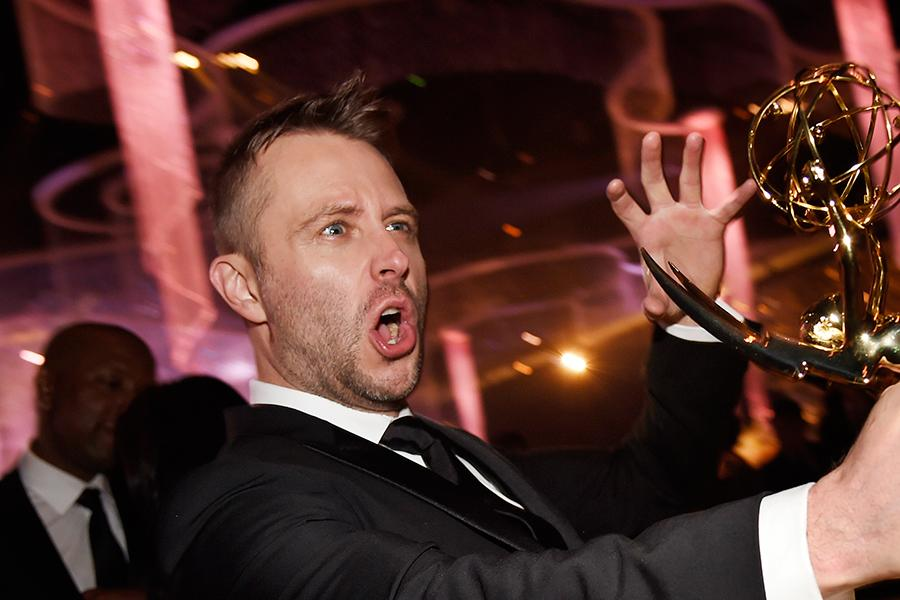 Chris Hardwick at the 2015 Creative Arts Ball.