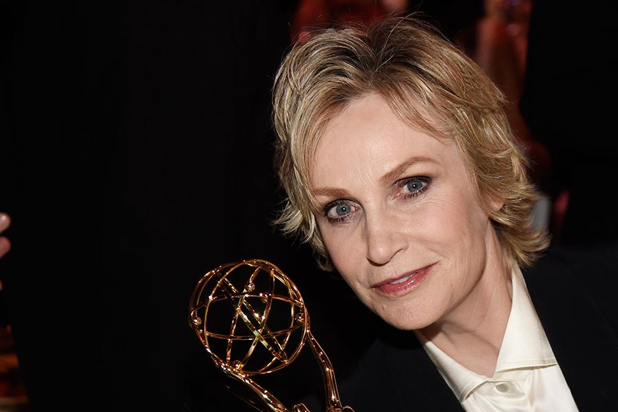 Jane Lynch at the 2015 Creative Arts Ball.