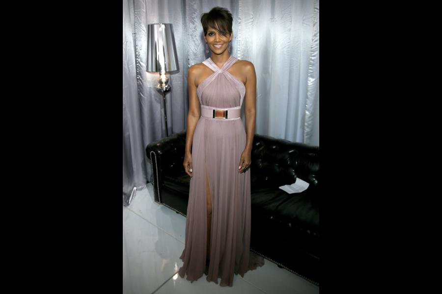 Halle Berry at the 66th Emmys.
