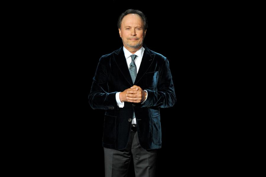 Billy Crystal at the 66th Emmy Awards.