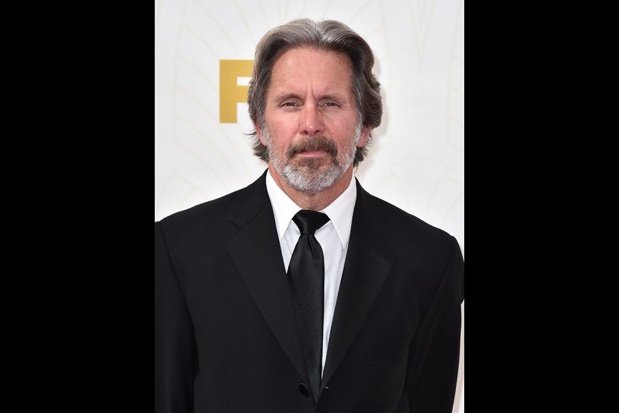 Gary Cole on the red carpet at the 67th Emmy Awards.