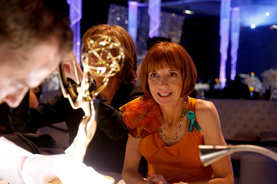 Jane Anderson at the 67th Emmys Governors Ball.