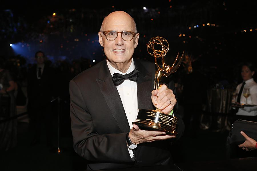 Jeffrey Tambor at the 68th Emmys Governors Ball.