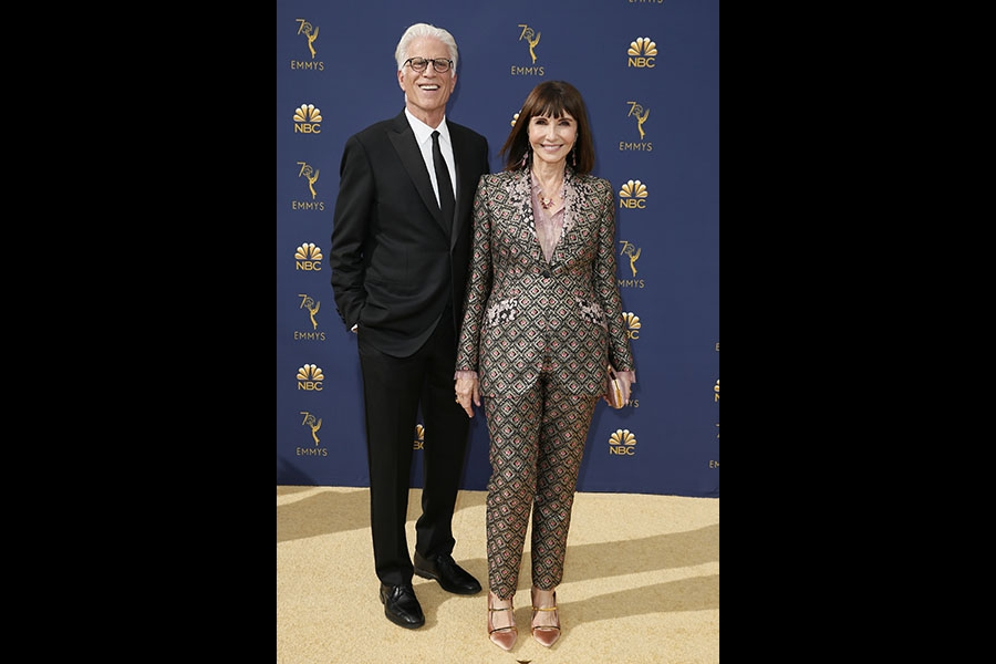 Ted Danson, Mary Steenburgen