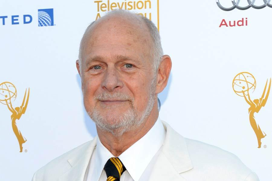 Gerald McRaney arrives at the Performers Peer Group nominee reception in West Hollywood.