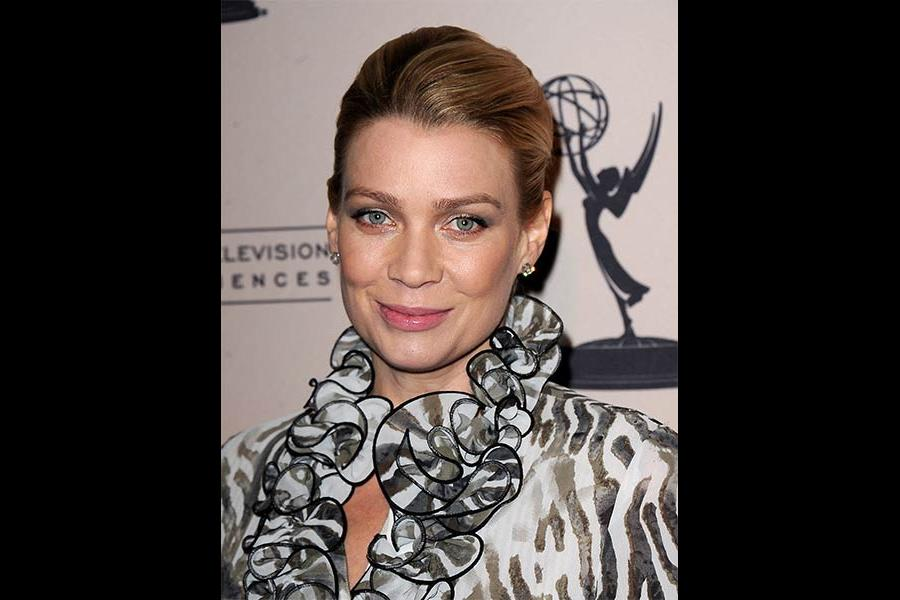 Laurie Holden at An Evening with The Walking Dead.