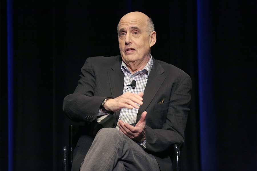 Jeffrey Tambor onstage at Transparent: Anatomy of an Episode, March 17, 2016 in Los Angeles.