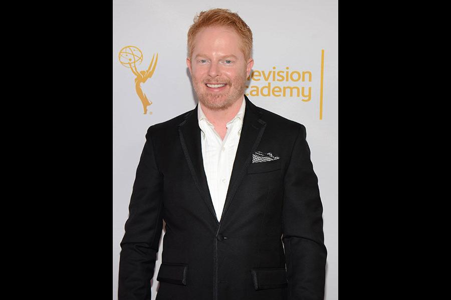 Jesse Tyler Ferguson arrives at the Choreographers Nominee Reception in North Hollywood, California.