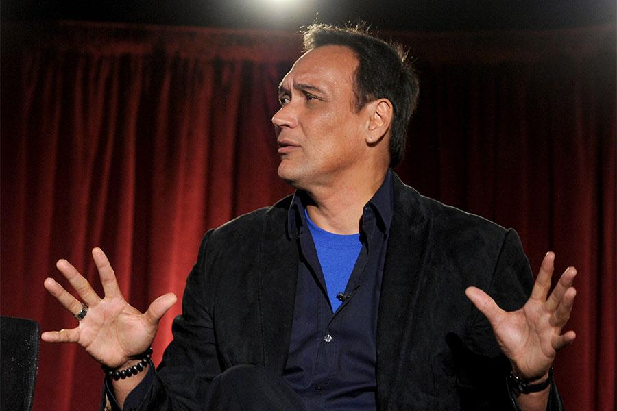 Jimmy Smits at An Evening with Sons of Anarchy.